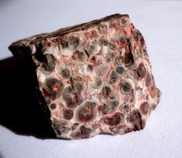 Jaspe léopard brut