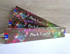 Black Cristal (Satya), encens en bâtonnets