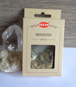 Benzoin (Hem), encens en grains