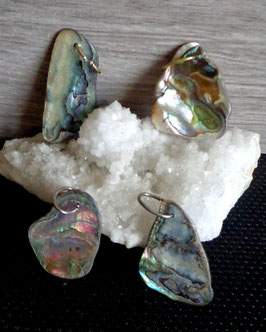 Abalone, pendentifs