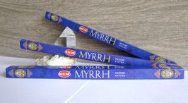 Myrrh (Hem), encens en bâtonnets