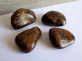 Bronzite roulée