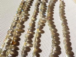 Labradorite, colliers