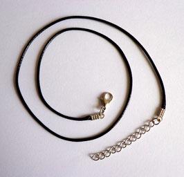 Cordon avec attache et chaînette