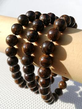 Bronzite, bracelets élastiques
