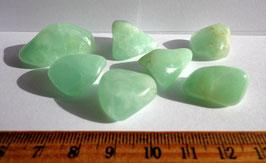 Phrénite pierre roulée