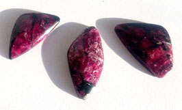 Eudialite, cabochons