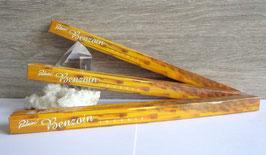 Benjoin, encens en bâtonnets, 8 grammes