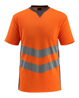 Sandwell T-Shirt hi-vis orange/dunkelanthrazit Art Nr. 50127-933-1418