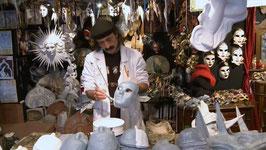 Masks, Fabrics & Mosaics