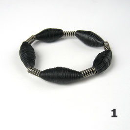 Bracelet papier ressort