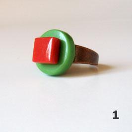 Bague Mini Romaine