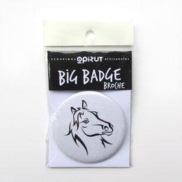 Bigbadge Broche