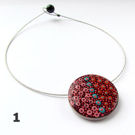 Collier Abo Rond