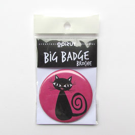 Bigbadge Broche