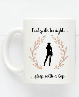 Feel safe Tasse Cop II