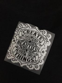 Bügelbild Create