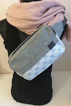 Twist Bag blue