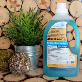 MultiSan® Sanitärprodukt
