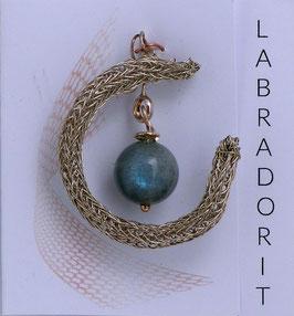 Labradorit Mond