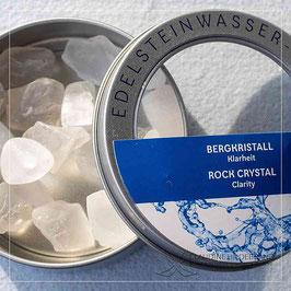 Edelstein Wasserset Bergkristall