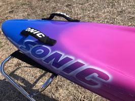 6'6 SONIC ハードニッパーボード/レーシング用/ブルー