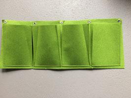 Dekorativ: Hänger grün