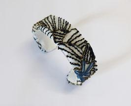 """Kit à broder : le bracelet """"Ananas"""""""