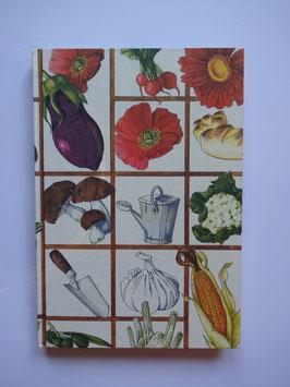 Gemüse Motiv 2 Notizbuch