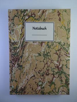 Notizbuch Marmor Beige