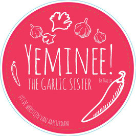 Yeminee - The Garlic Sister (145 gram)