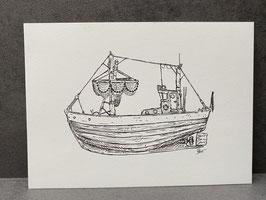 Schiffkutter 1 - DRUCK