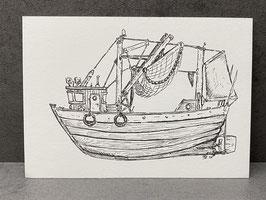 Schiffkutter 2 - DRUCK