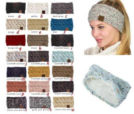 ***PRE-ORDER*** Fleece-Lined Knit Headband