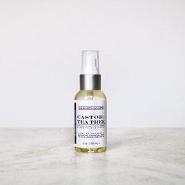 CASTOR + TEA TREE - facial serum