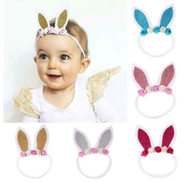 Bunny Ear Hairbands