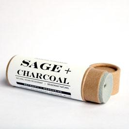 SAGE + CHARCOAL - deodorant