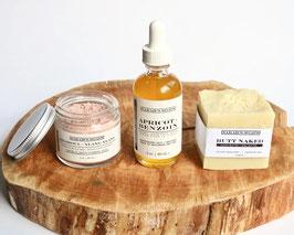 DRY/SENSITIVE - basic skincare ritual set