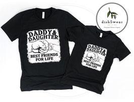 Daddy & Daughter Tshirt