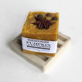 PUMPKIN + CINNAMON - bar soap