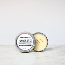 WILD SPRUCE + WHITE PINE - salve