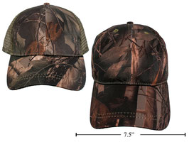 Camping Camouflage Hunting Cap