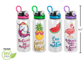 32oz. Water Bottle with Graphics
