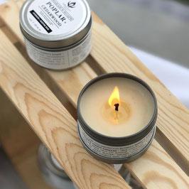 POPLAR + CEDARWOOD massage candle - MTC x SS