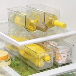 Fridge Storage Bottle Holder-Stackable