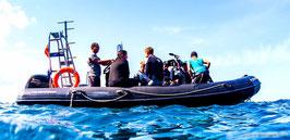 Paseo en barco + Snorkeling + Bebidas y Snack