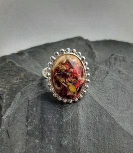 """Ring """"Ria"""" oval 18x13mm"""