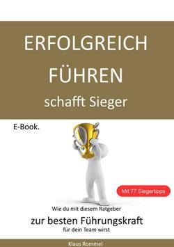 E-Book: Erfolgreich führen schafft Sieger