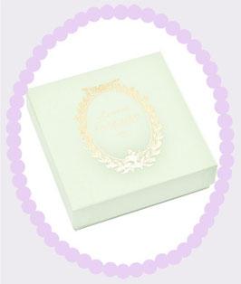 LADUREE Paper Gift Box Green