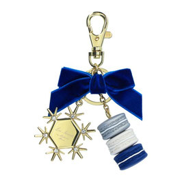LADUREE Limited flocon de neige Key Chain LDR-KH22-NV